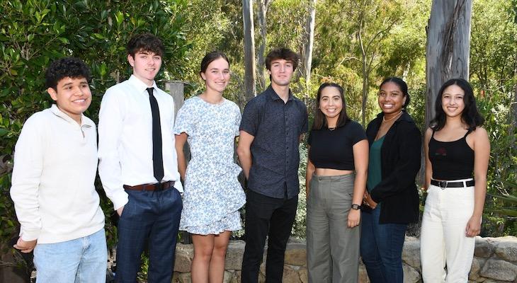 Assistance League of Santa Barbara Awards Student Scholarships