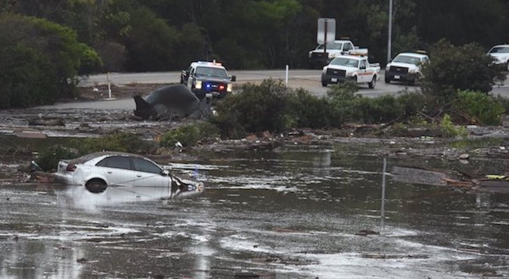New Report Indicates County Officials Did Little to Prevent Mudslides in Montecito title=