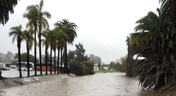 Evacuations ordered for Santa Barbara County ahead of storm