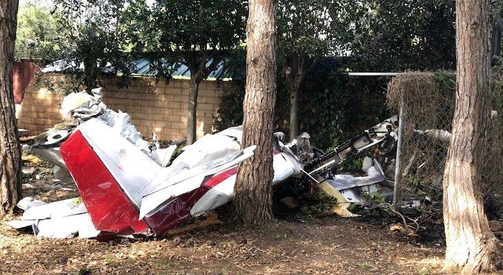 Santa Paula Plane Crash Victims Identified title=