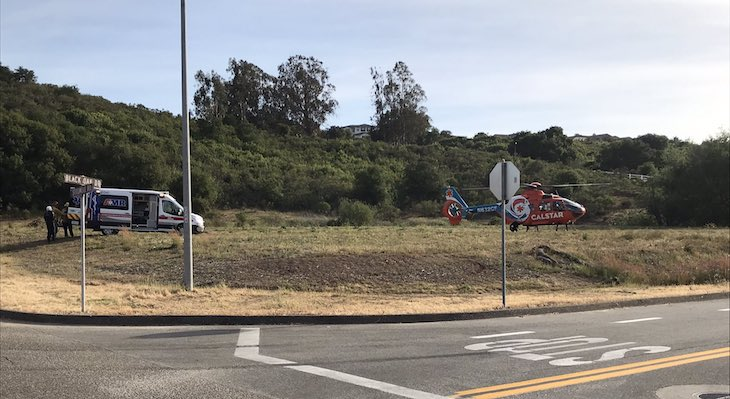 Child Injured in Orcutt Vehicle Collision title=