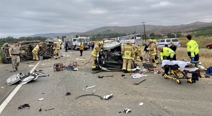 Identities Released in Double Fatal Traffic Collision at El Capitan title=