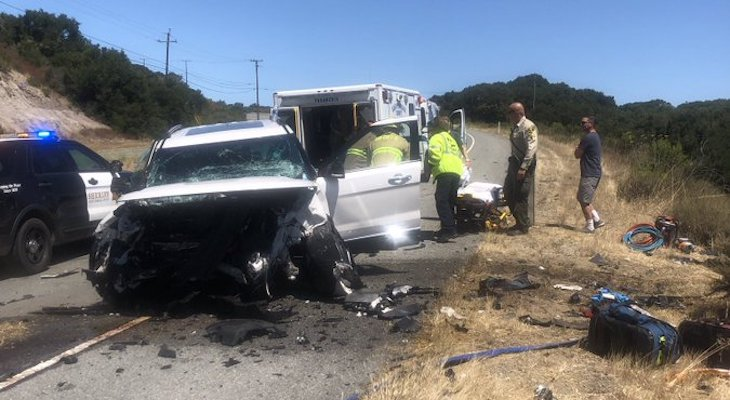Driver Identified in Fatal Head-On Traffic Collision