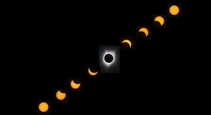 Total Eclipse from Oregon