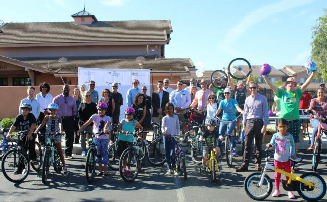 Towbes Group and Local Nonprofits Partner to Promote Alternative Transit in Goleta