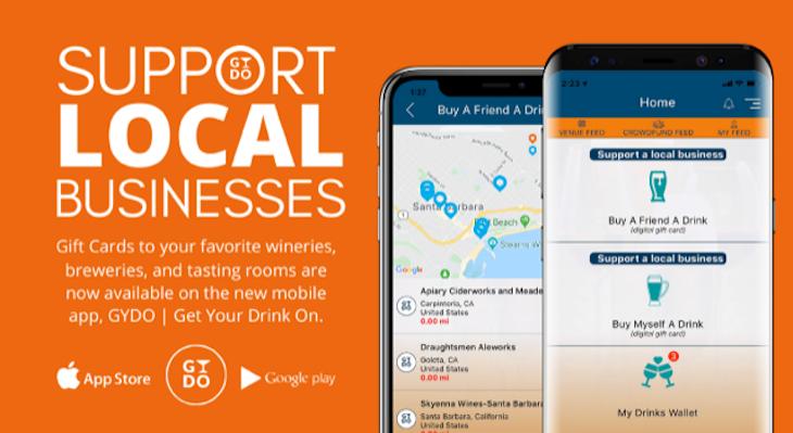 New Mobile Platform Offering Digital Gift Cards for Local Businesses