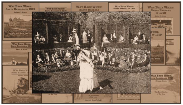 Movies Way Back When: Touring the Piranhurst Estate title=