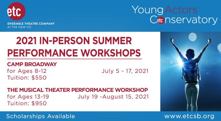 Summer Youth Performance Camps title=