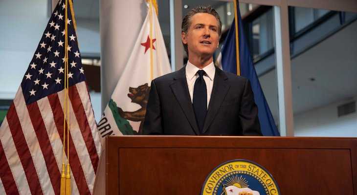 Governor Newsom Announces New Immediate Actions to Curb COVID-19 Transmission title=