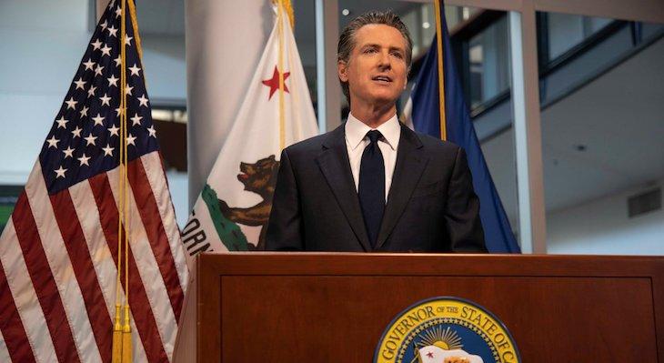 Governor Gavin Newsom (courtesy photo)