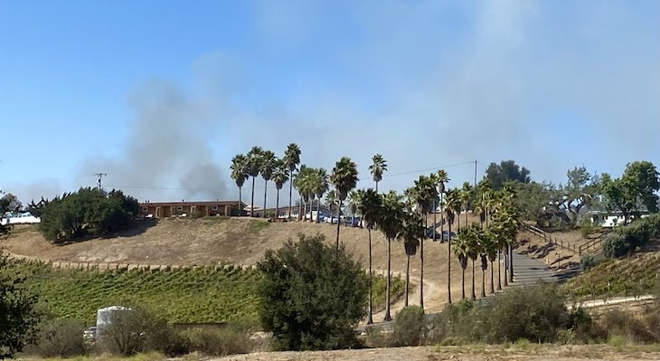 Photo: Santa Barbara County Fire Department