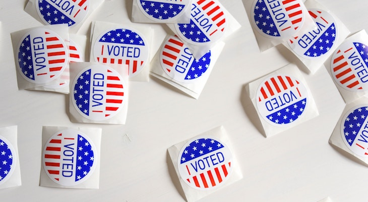 Poll Workers Needed for Primary Election title=