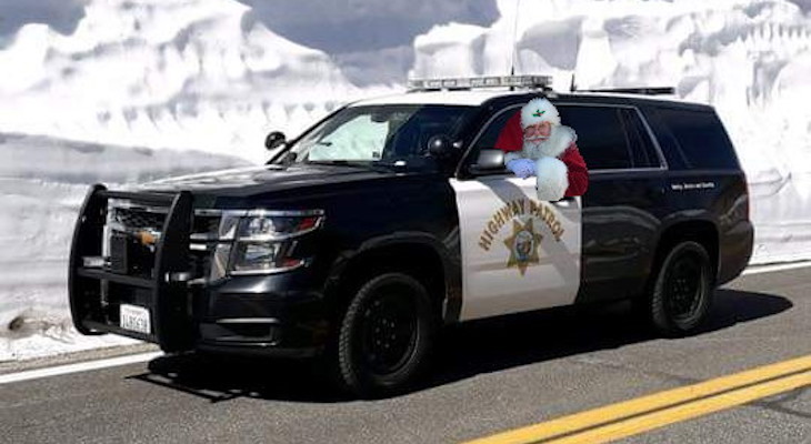 Ten People Died in CA Traffic Collisions on Christmas
