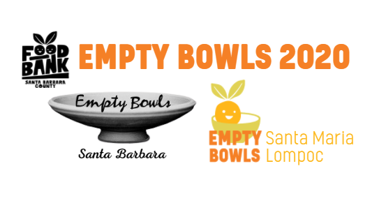 Foodbank Rallies Community Support with Empty Bowls 2020