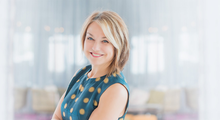 Event Highlight: An Evening with Esther Perel