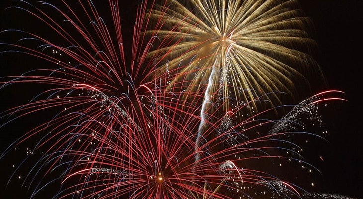 Fireworks Still Illegal in Santa Barbara County