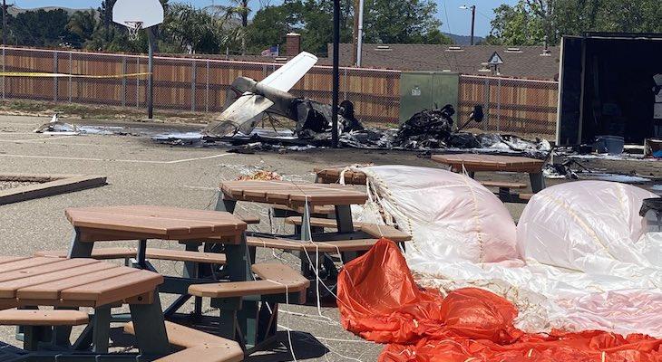 Pilot Identity Revealed in Fatal Plane Crash