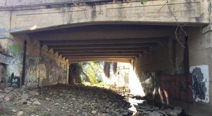 Hummingbirds Halt DLG Bridge Demolition title=