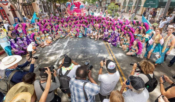 Solstice Parade Drum Contest Winner