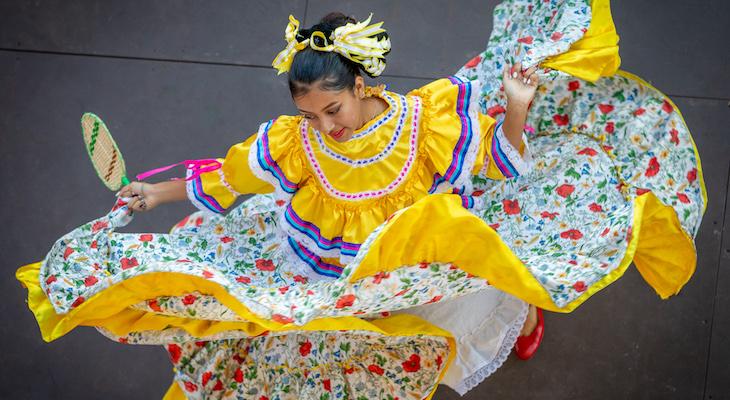La Fiesta Pequeña Rehearsal title=