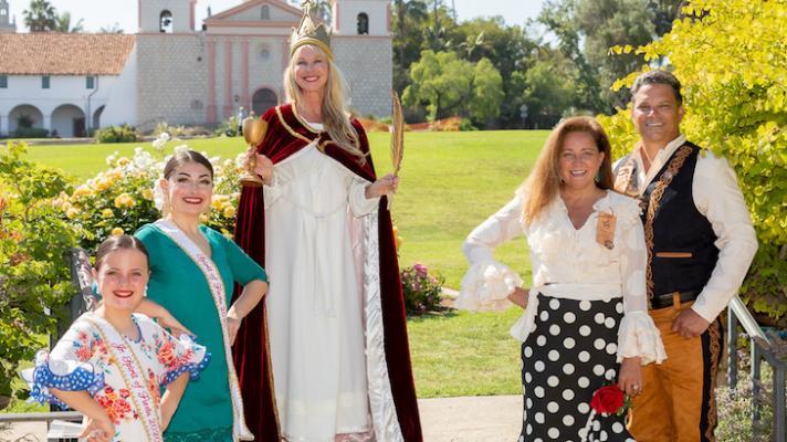 Teresa Kuskey Nowak Selected as Saint Barbara for Fiesta 2020 title=
