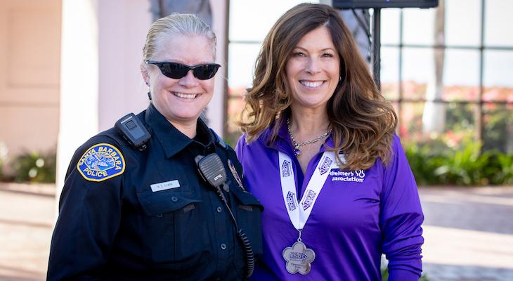 Santa Barbara Walks to End Alzheimer's Disease