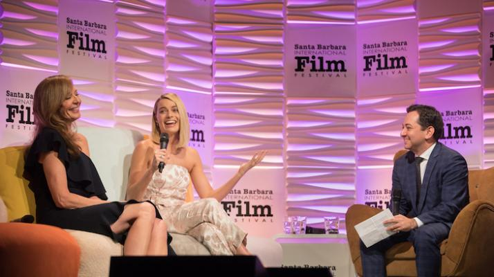 Allison Janney and Margot Robbie Honored at Film Festival