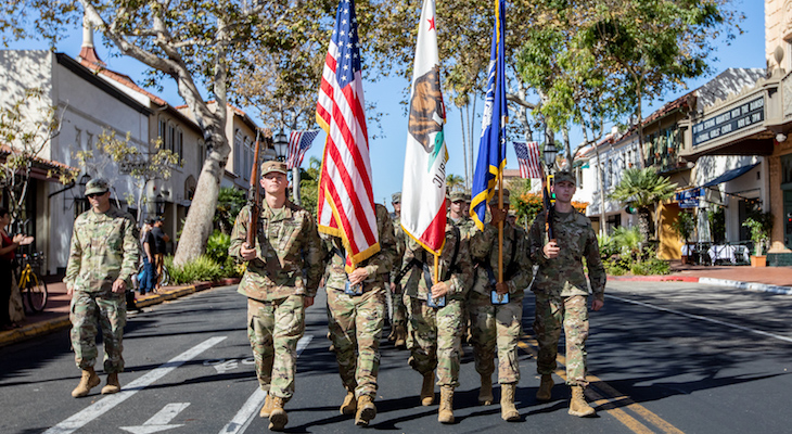 Veteran's Day Parade Photos