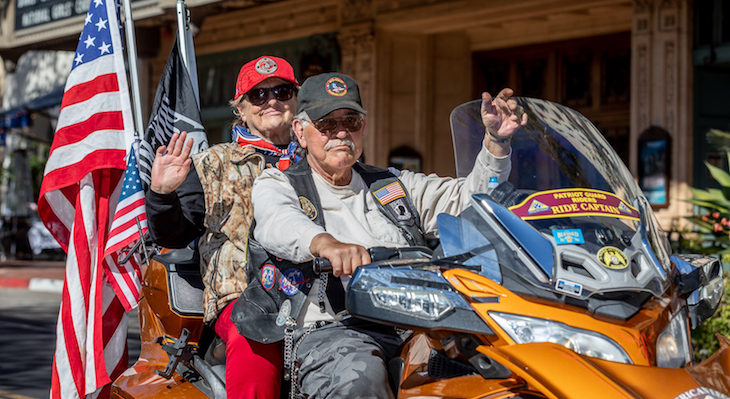 Veteran's Day Parade Photos