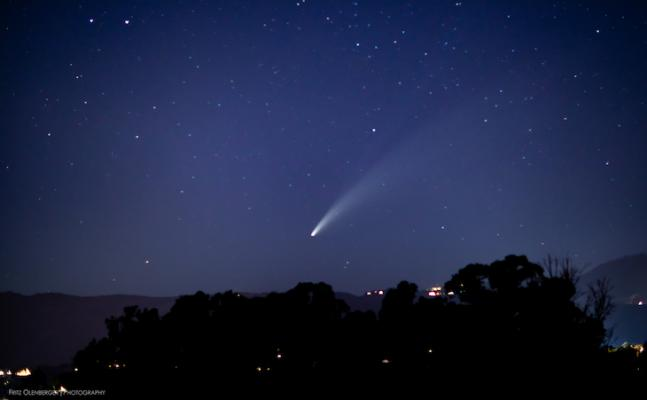 How to spot Comet NEOWISE in Milton Keynes before it's gone