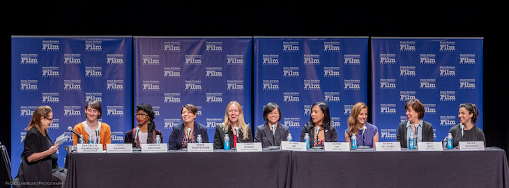 Women Share Film Experience During Festvial title=