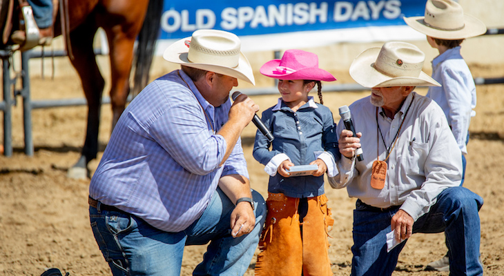 Fiesta Horse Show and Rodeo