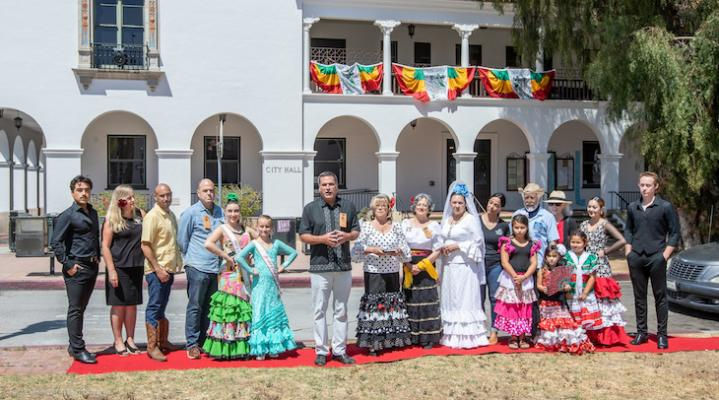 Mercado De La Guerra to Reopen for Fiesta This Year title=