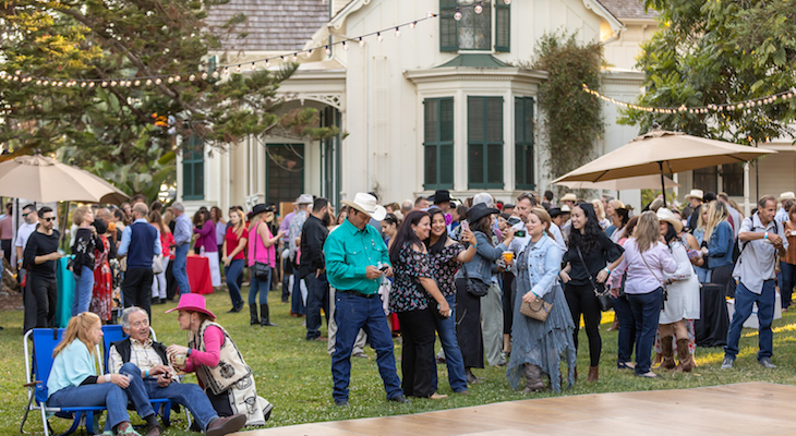 Hundreds Attend Fiesta Ranchera
