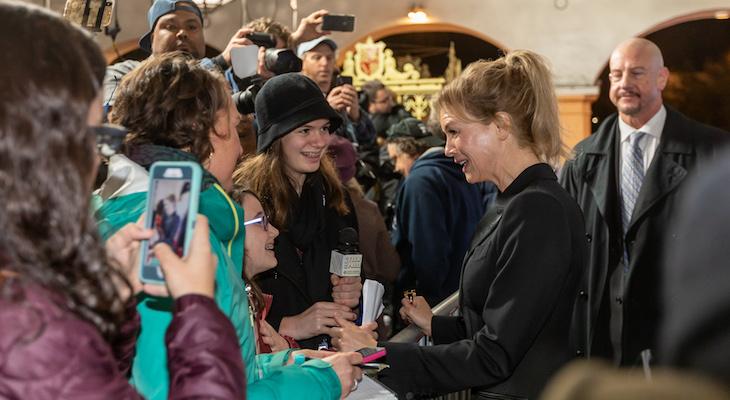 Renee Zellweger Receives American Riviera Award