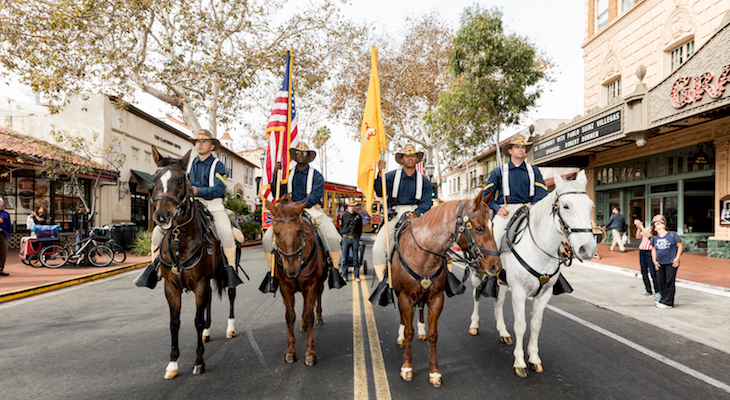Veterans Day Parade title=