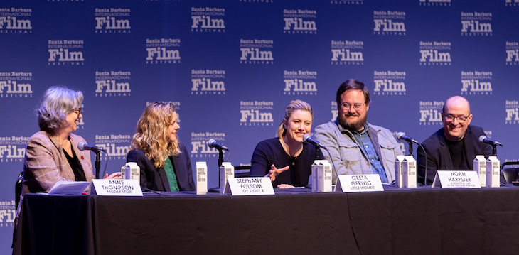Screenwriters Charm Crowds at SBIFF