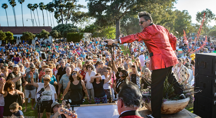 Concerts in the Park is Back!