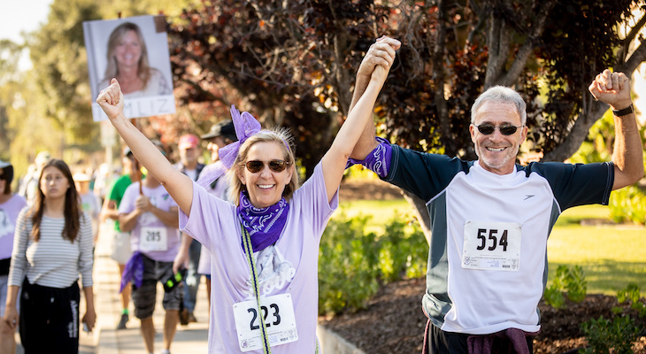 Annual Cancer Center Walk/Run Raises Over $175,000
