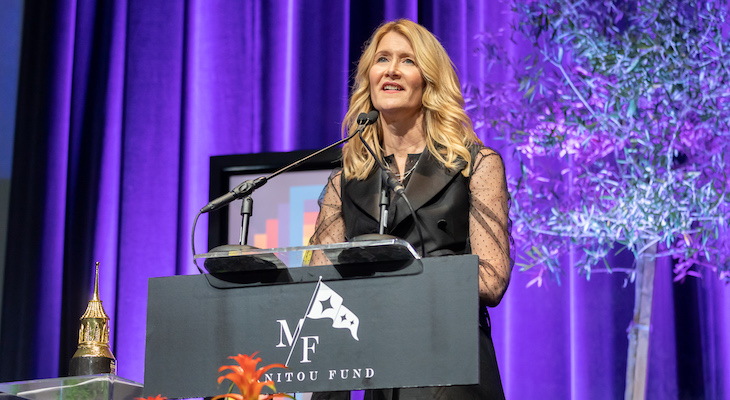 Laura Dern Receives Cinema Vanguard Award