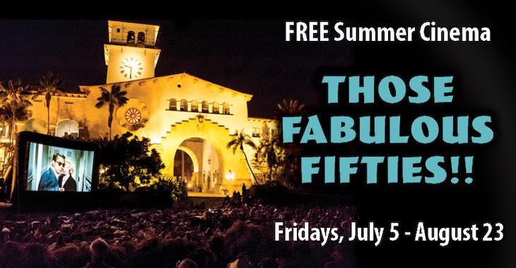 Free Summer Cinema-Those Fabulous Fifties title=