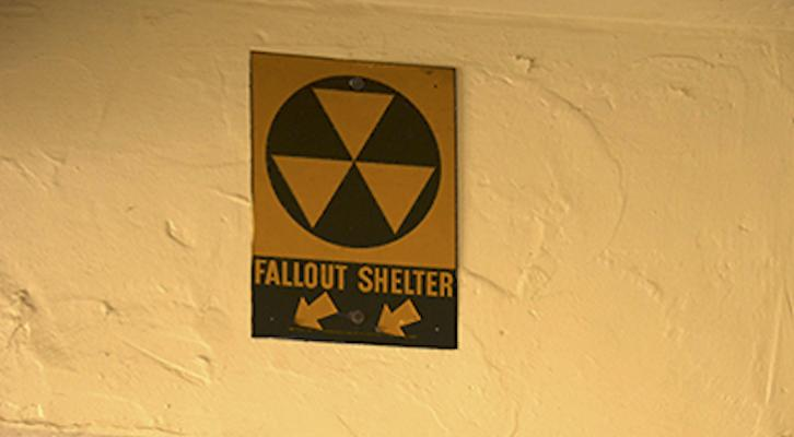 Fallout Shelter at the Courthouse title=
