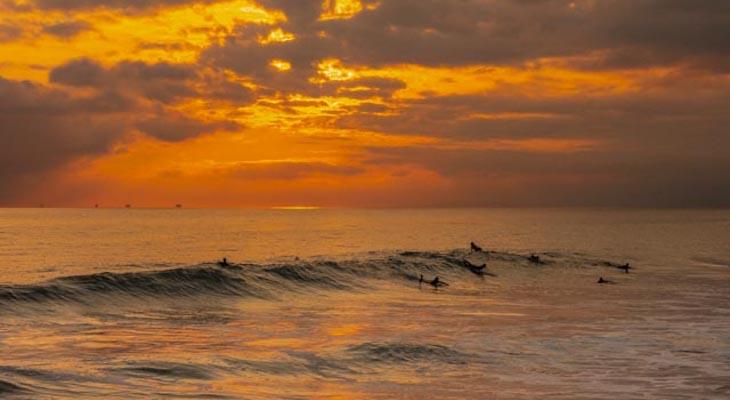 Faria Beach Surf