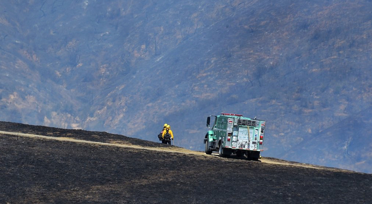 All Evacuation Orders Canceled for Alisal Fire
