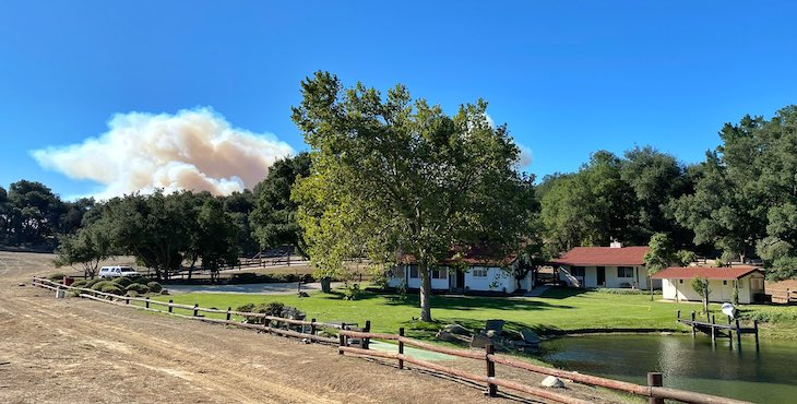 Board of Supervisors Approve Local Emergency Declaration for Alisal Fire title=