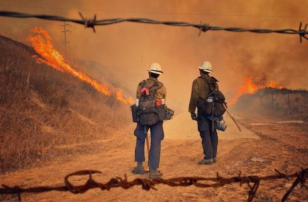 Red Cross Continues to Support Evacuees of Alisal Fire