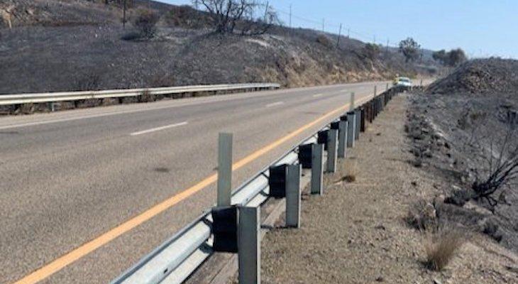 Highway 101 is Now Open