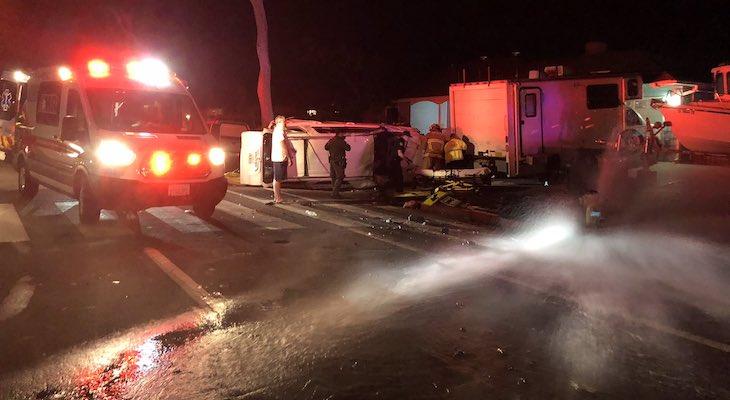 Two Killed in Goleta DUI Traffic Collision