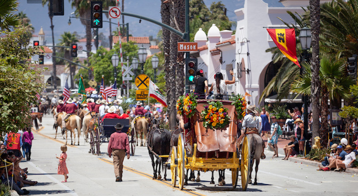 Reimagined Fiesta Caravan Parade Will Not Continue title=