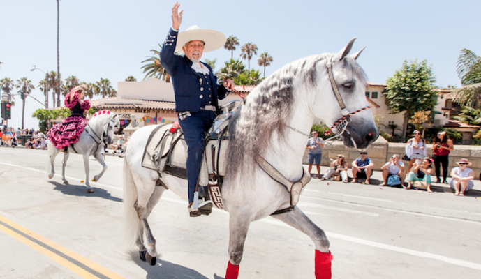 Winners Announced for Historical Fiesta Horse Parade Contest title=